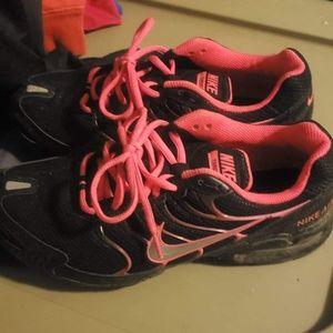 Women nike sneakers 8.5